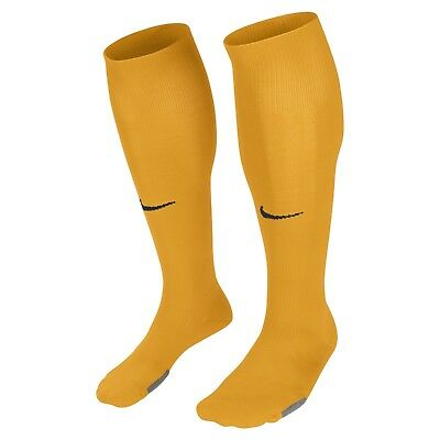 Nike Park IV Football Socks Uni Gold & Black All sizes from XS to XL