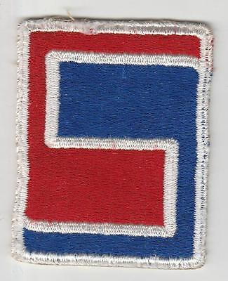 Off Uniform WW 2 US Army 69th Infantry Division Patch Inv# S426