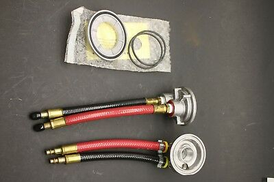 RTI Technologies OSX-2 Engine Oil System Flusher Adapter Set