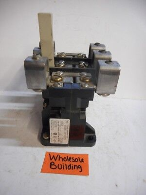 Westinghouse AA23A Thermal Overload Relay Model J CTIEE 600 VAC 3 Pole