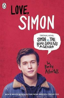 NEW Love, Simon By Becky Albertalli Paperback Free Shipping
