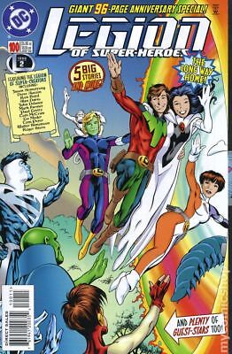 Legion of Super-Heroes (4th Series) #100 1998 VF Stock Image