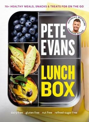 NEW Lunch Box By Pete Evans Paperback Free Shipping