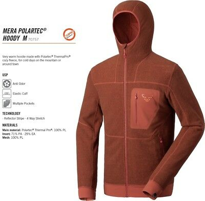 NEW Dynafit Racing 2.0 Gore Windstopper Mens Red XS Ski Layer Jacket Ret$200