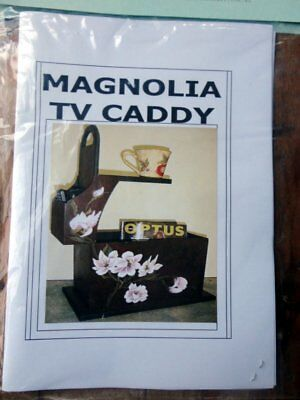Painting Pattern - Magnolia Tv Caddy