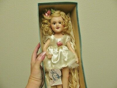 Antique Vintage Madame Alexander Sonja Henie Composition Doll, Orig. Box