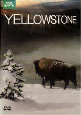 Yellowstone: Tales from the Wild  (UK IMPORT)  DVD NEW