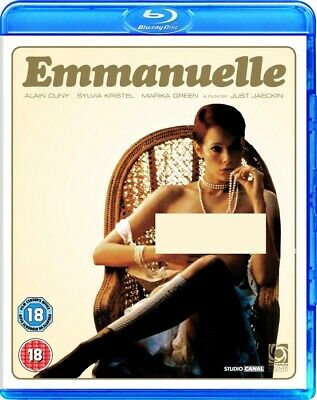 Emmanuelle (1974) Blu-Ray Import BRAND NEW Free Shipping - USA Compatible