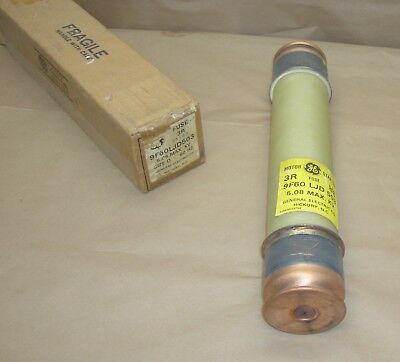 NEW GE 9F60LJD503 Fuse Type EJ-2D 270 Amp 9F60-LJD-503 General Electric
