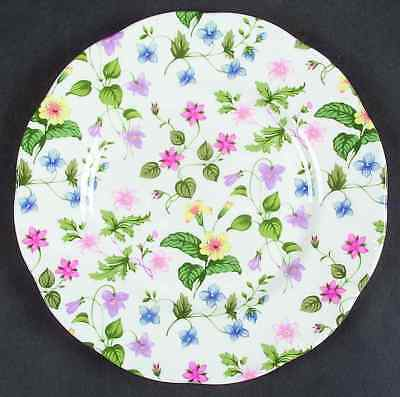 Rosina Queens COUNTRY MEADOW Salad Dessert Plate 1967819