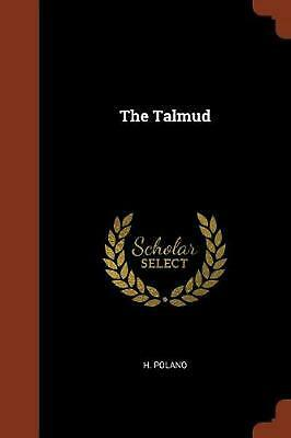 Talmud by H. Polano Paperback Book Free Shipping!