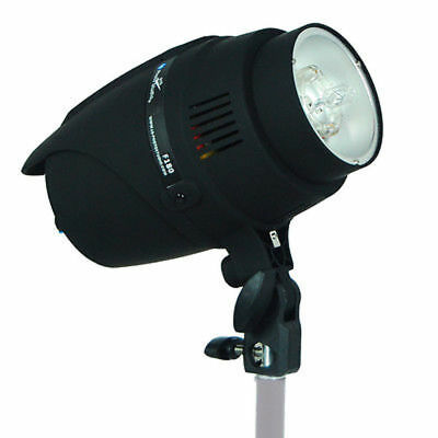 Lusana Studio High Quality Photo Studio Flash/Strobe Light Holder 180Watts