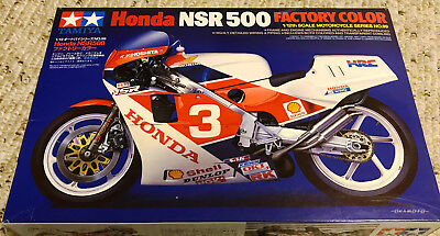 Tamiya 1/12 Honda NSR500 Factory Color