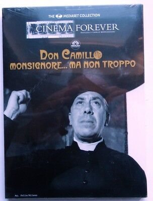 Don Camillo Monsignore Ma Non Troppo Cinema Forever Mediaset Collection
