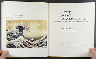 Antique Japanese Ukiyo-e Prints Influence on French 19th Century Prints
