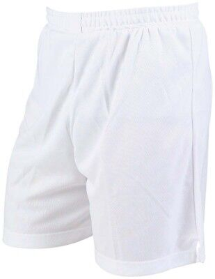 PRECISION ATTACK SHORT (Unbranded) - kids & adult sizes - WHITE