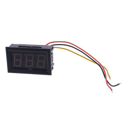 Digital DC 0-100V LED Voltmeter Voltage Meter Green Digital Panel Meter