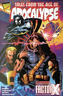 Tales from the Age of Apocalypse (Factor X) #1 1997 FN+ 6.5 Stock Image