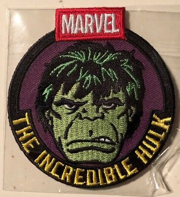 Funko Marvel Collector Corps EXCLUSIVE THE INCREDIBLE HULK Patch