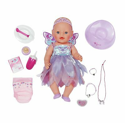 BABY Born at Argos Interactive Wonderland Doll. Accessories & Lifelike Functions