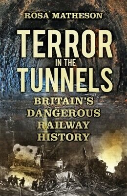 TERROR IN THE TUNNELS, Matheson, Rosa, 9780750969963