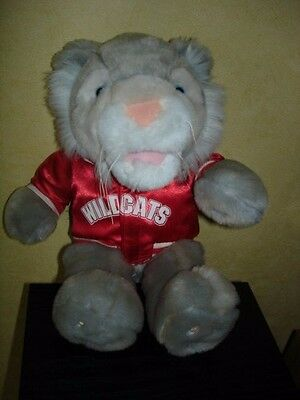 Disney High School Music On Tour Wildcats 12ins Plush Toy Mascot HSM