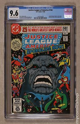 Justice League of America (1st Series) #184 1980 CGC 9.6 1497107028