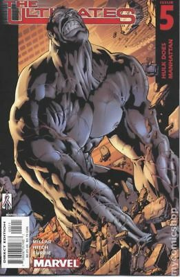 Ultimates (1st Series) #5 2002 VF Stock Image