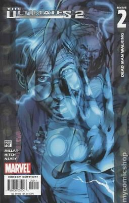 Ultimates 2 (2nd Series) #2 2005 NM Stock Image