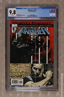 Punisher (6th Series) #1 2001 CGC 9.8 1448963018