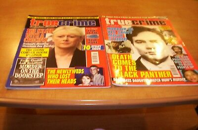 True Crime Magazines Pack Of Two