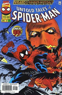 Untold Tales of Spider-Man #22 1997 VF Stock Image