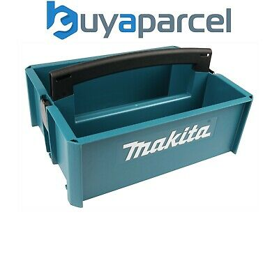 Makita P-83836 Stackable MakPac Case Tool Box Carrier Open Tote with Handle