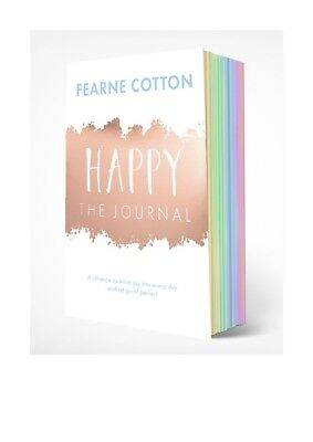 Happy: The Journal: A chance to write joy into every day and let go of perfect (