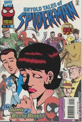 Untold Tales of Spider-Man #12 1996 VG Stock Image Low Grade