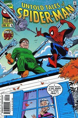 Untold Tales of Spider-Man #19 1997 VG Stock Image Low Grade