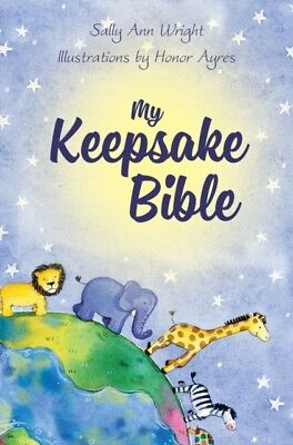 My Keepsake Bible (Hardcover), Wright, Sally Ann, 9780857461780