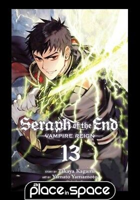 Seraph Of End Vampire Reign 13 - Softcover
