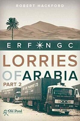 LORRIES OF ARABIA PART 2, Hackford, Robert, 9781910456217