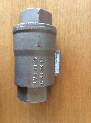 Legris Axial Valve DN50 PN10 Engineering