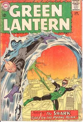 GREEN LANTERN (1960-1988) 28 VG-  April 1964 COMICS BOOK