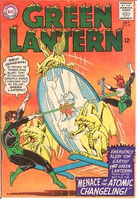 GREEN LANTERN (1960-1988) 38 VG-F  July 1965 COMICS BOOK