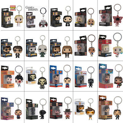 Funko Pocket Pop! Keychain Groot/Wonder Woman/Harry Potter Vinyl Figure Keyring