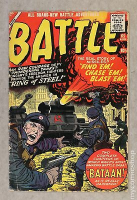 Battle (Atlas) #65 1959 GD/VG 3.0