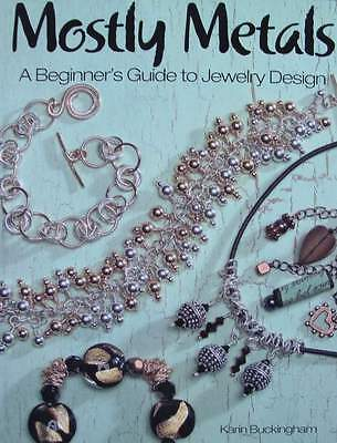 Mostly Metals - A beginner's guide to jewelry design > livre,book,buch,boek,libr