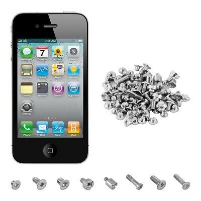 Screw Set For Apple Iphone 4 4S Rrepair Replacement Screws Tool Phone Screw Set