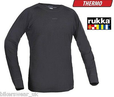 Rukka Moody Merino Shirt All Year Thermal Motorcycle Top Base Layer + Warranty