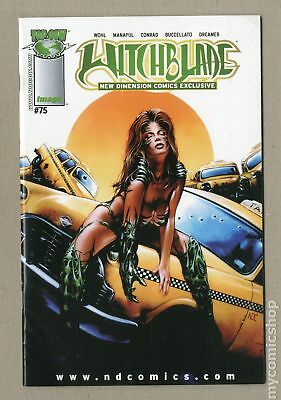 Witchblade #75C 2004 FN+ 6.5