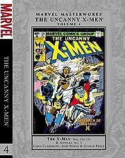 Marvel Masterworks: The Uncanny X-Men Vol. 4 (Ma, John Byrne, Chris Claremont, G