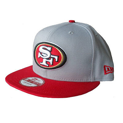 San Francisco 49ers Officially Licenced NFL New Era 9FIFTY Cap